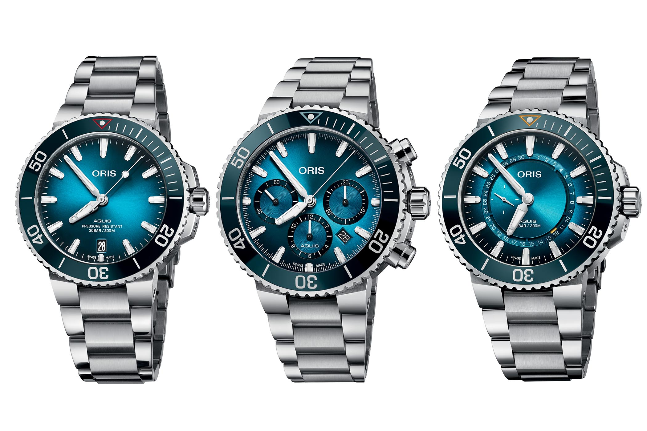 De Oris Ocean Trilogy is compleet