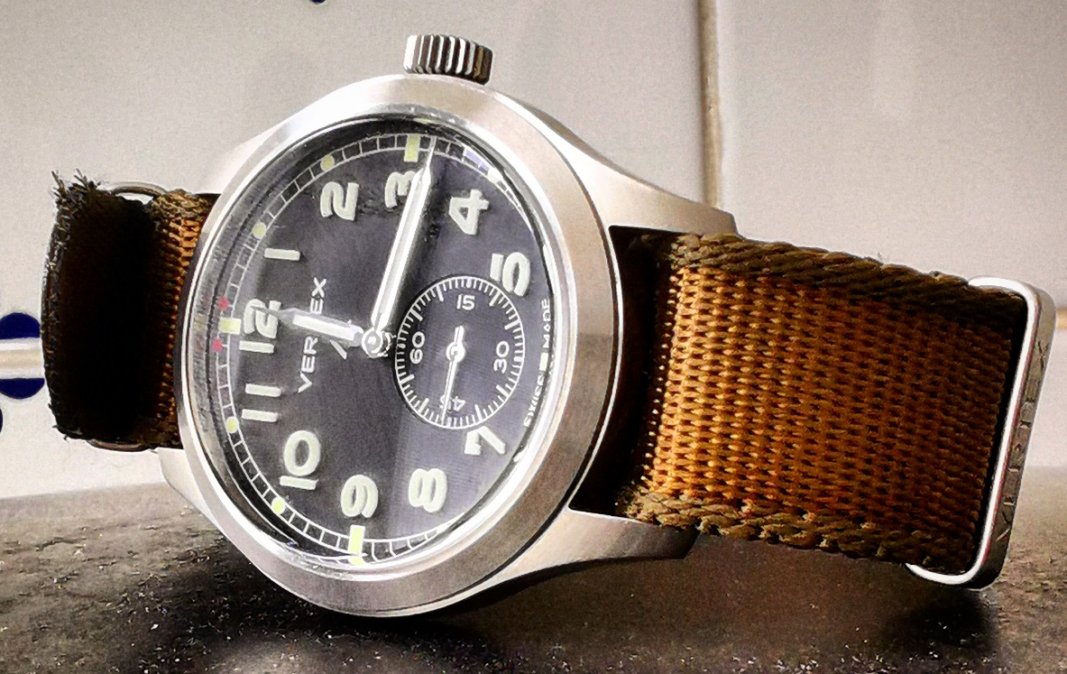 Een nieuwe aflevering van WatchPods met de Vertex M100