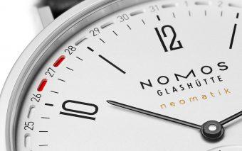Platina prijs voor de Nomos Tangente Update
