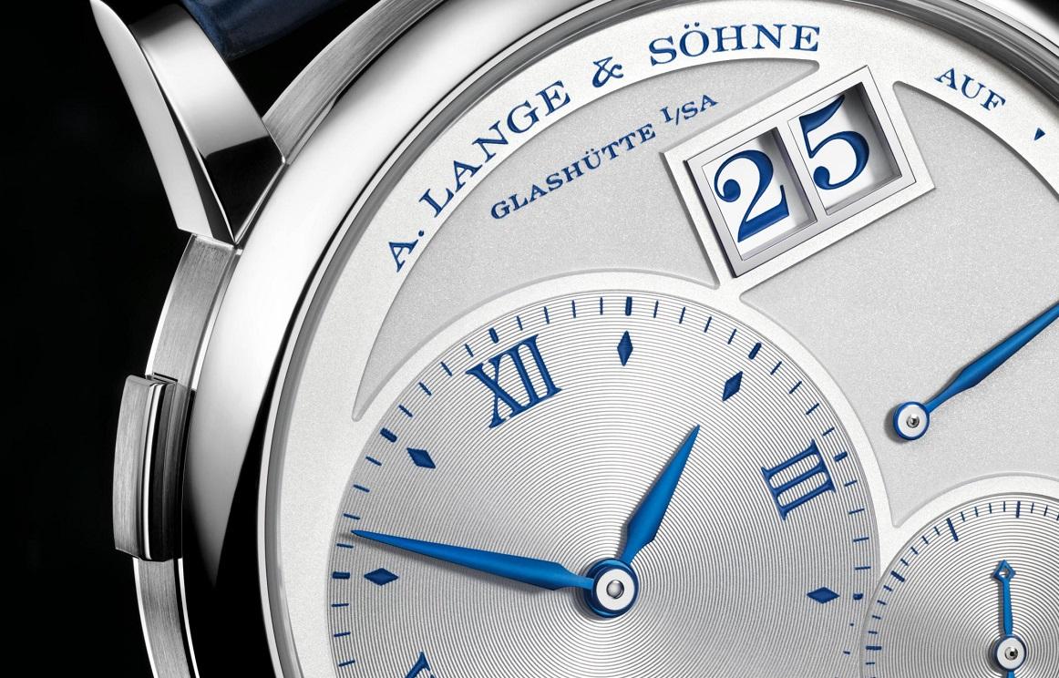 De Grand Lange 1 25th Anniversary is nummer 7