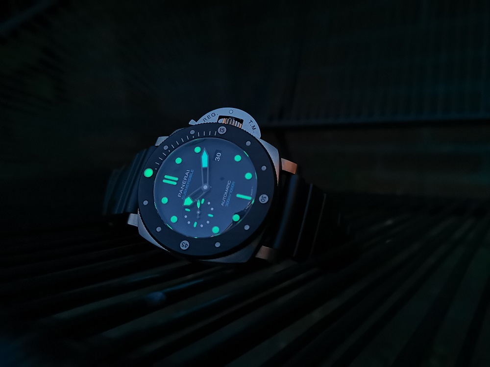 Panerai Submersible BMG-TECH 47mm PAM00779