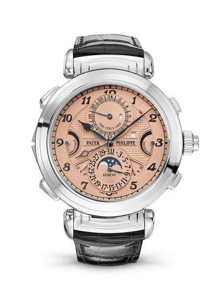Only Watch 2019 met Breguet, Patek Philippe en Tudor