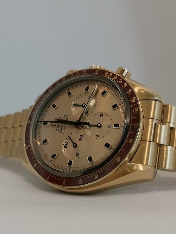 Omega presenteert prominente Apollo 11 Speedmasters