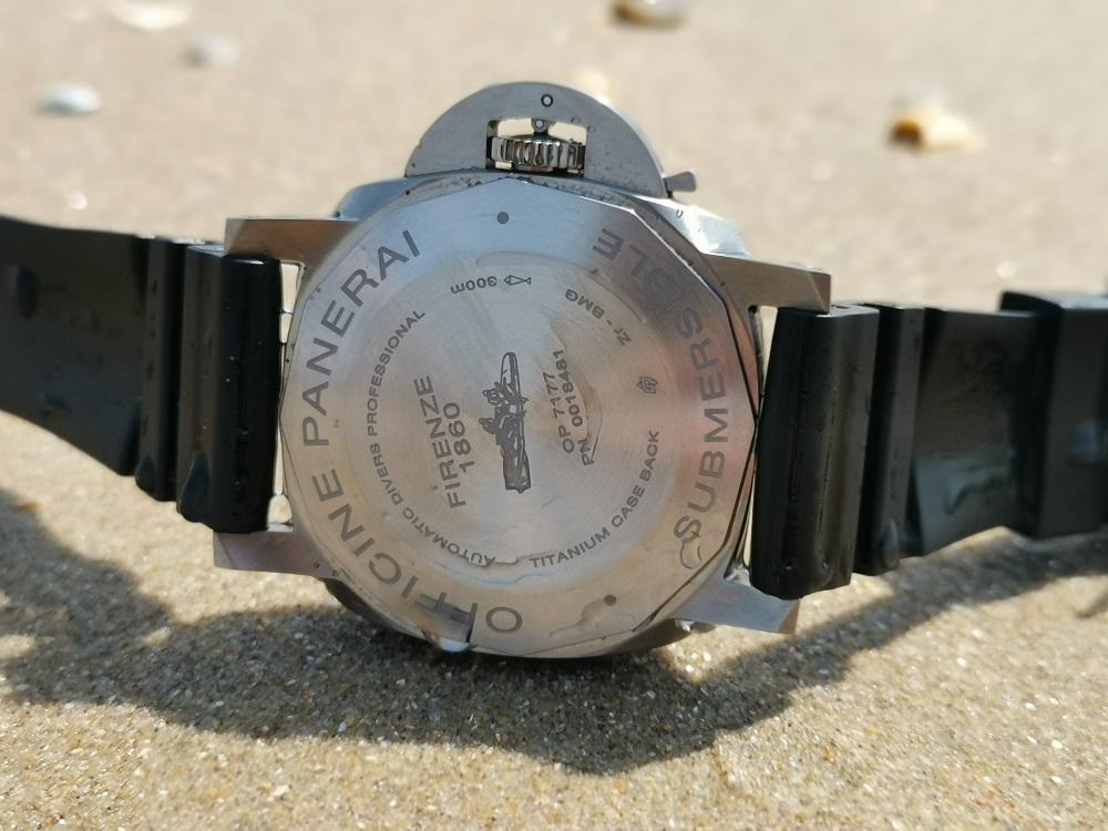 Panarai Submersible BMG-TECH 47mm PAM00779