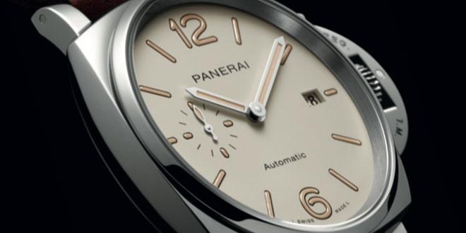 Maar liefst zes nieuwe Panerai Luminor Due modellen