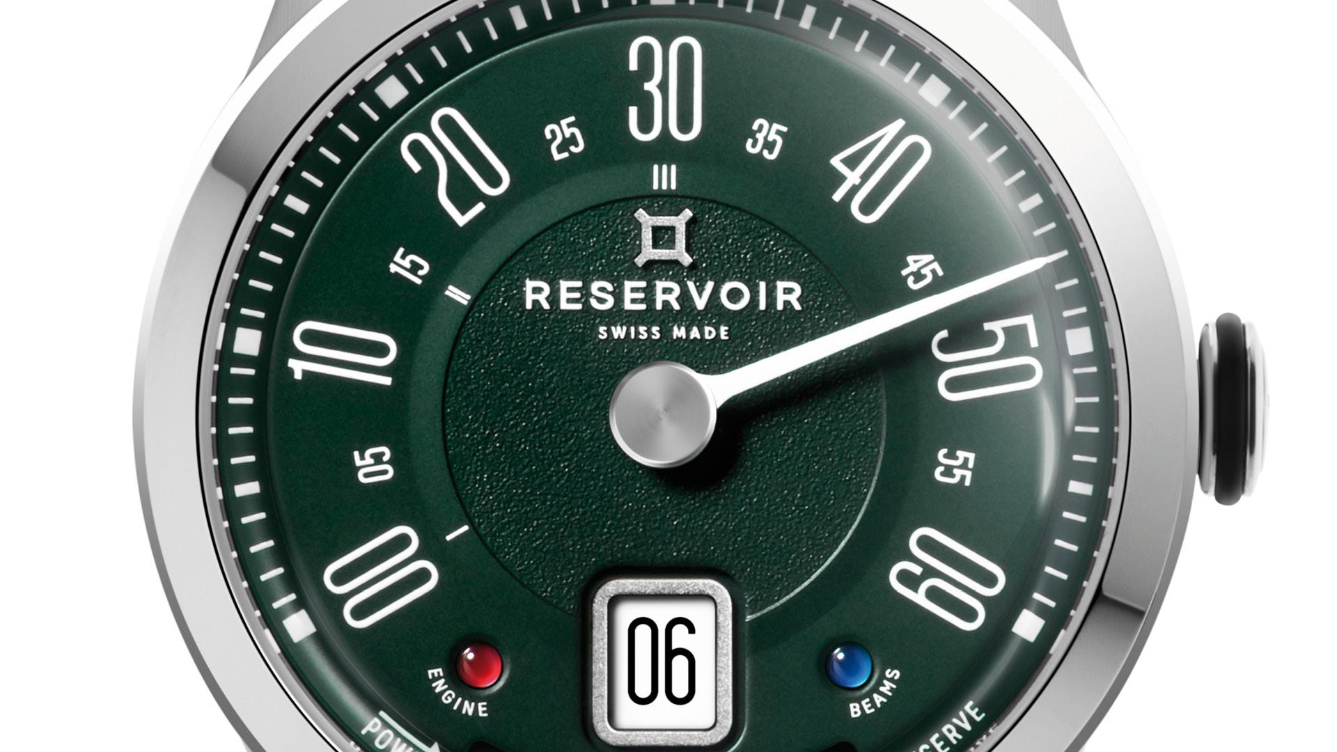 Reservoir Longbridge British Racing