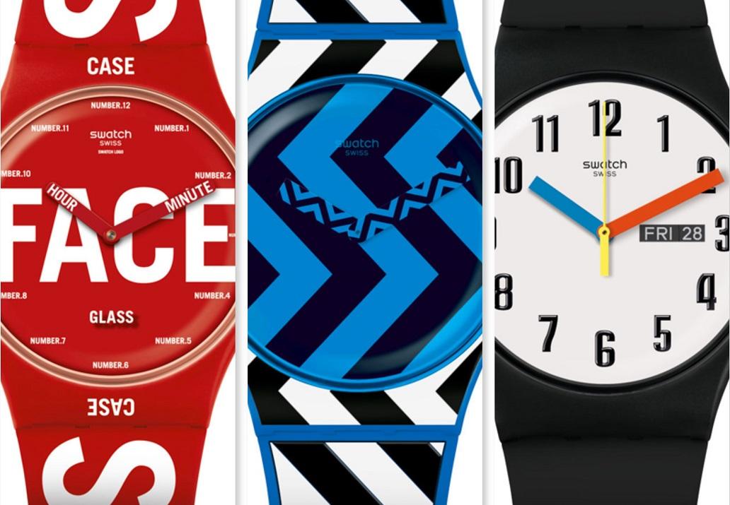 Swatch viert 100 jaar Bauhaus met een 25-delige collectie