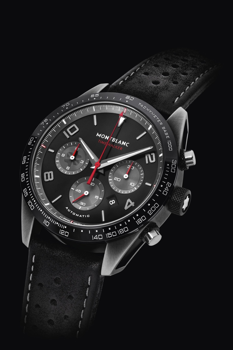 Montblanc TimeWalker Manufacture Chronograph Limited Edition 1500