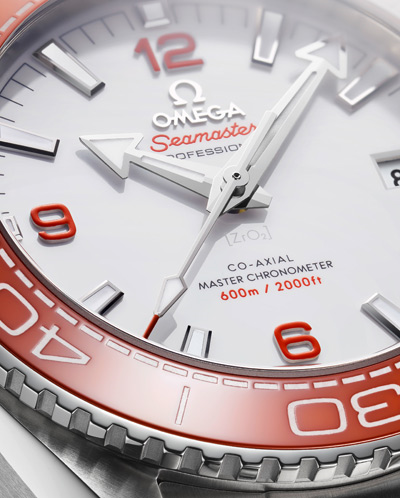 Omega Seamaster Planet Ocean 600M Co-Axial Master Chronometer