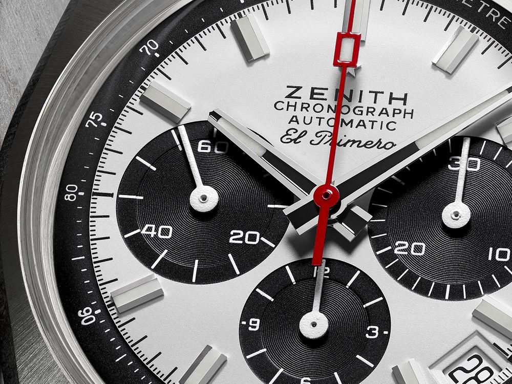 De Zenith El Primero A384 Revival
