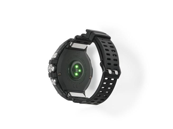 Casio Pro Trek Smart met hartslagmonitor en offline kleurkaarten