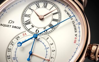 Jaquet Droz Grande Seconde Chronograph