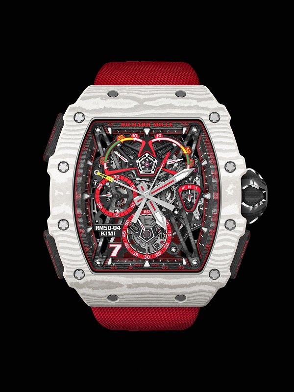 RM 50-04 Tourbillon Split-Seconds Chronograph