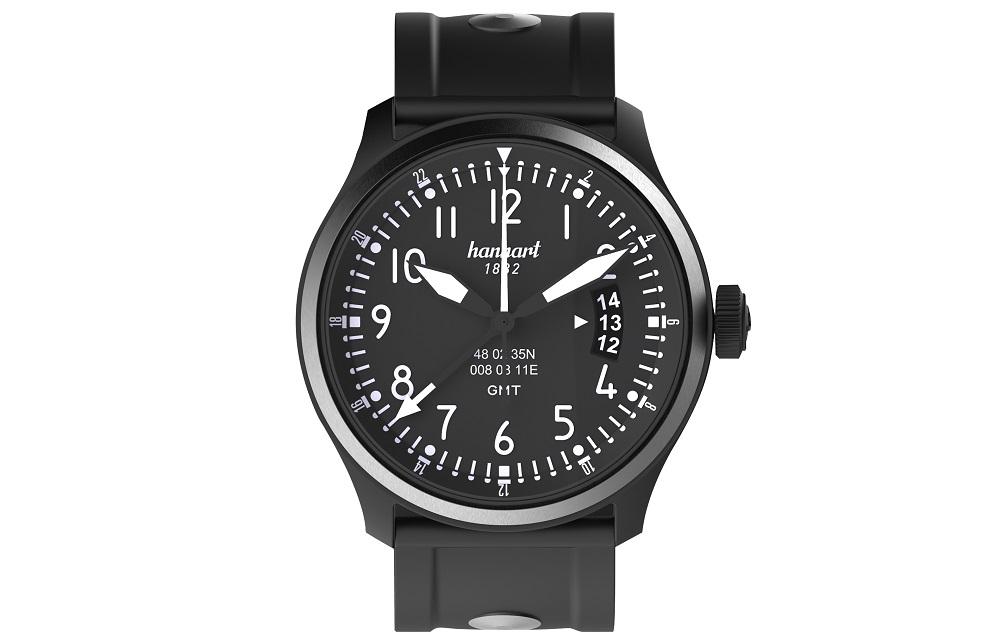 Drie nieuwe Hanhart S-serie horloges vieren één verjaardag