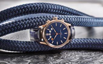 Frederique Constant presenteert de collectie Yacht Timer