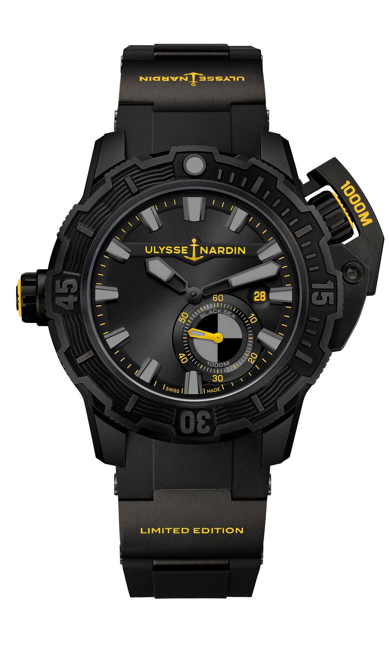Ulysse Nardin Diver Deep Dive Limited Edition