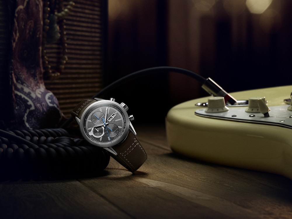 Raymond Weil Freelancer Jimi Hendrix Limited Edition