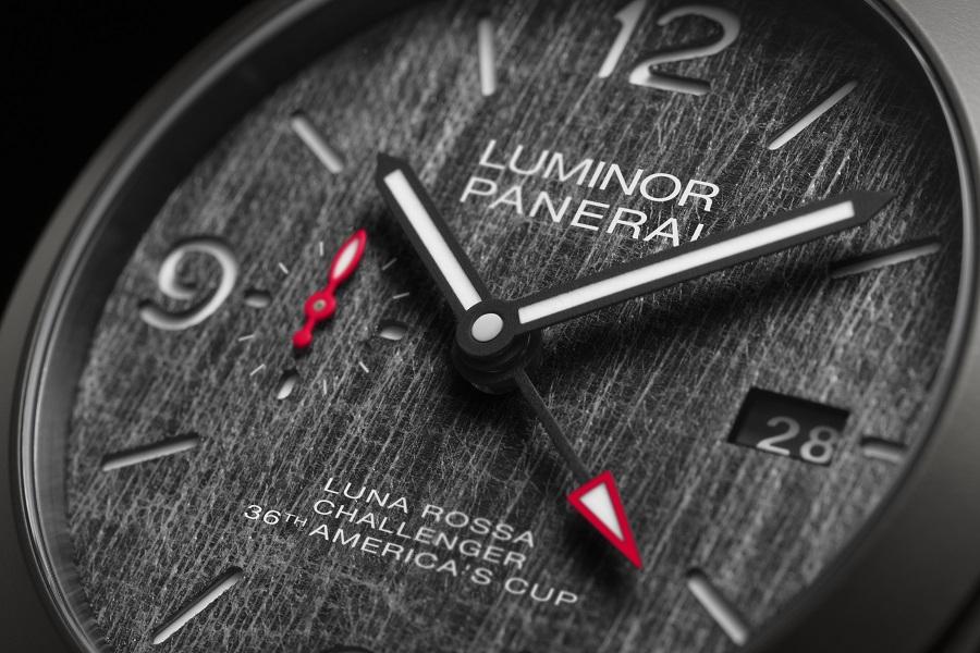 Panerai laat drie Luminor Luna Rosa-racejachten te water