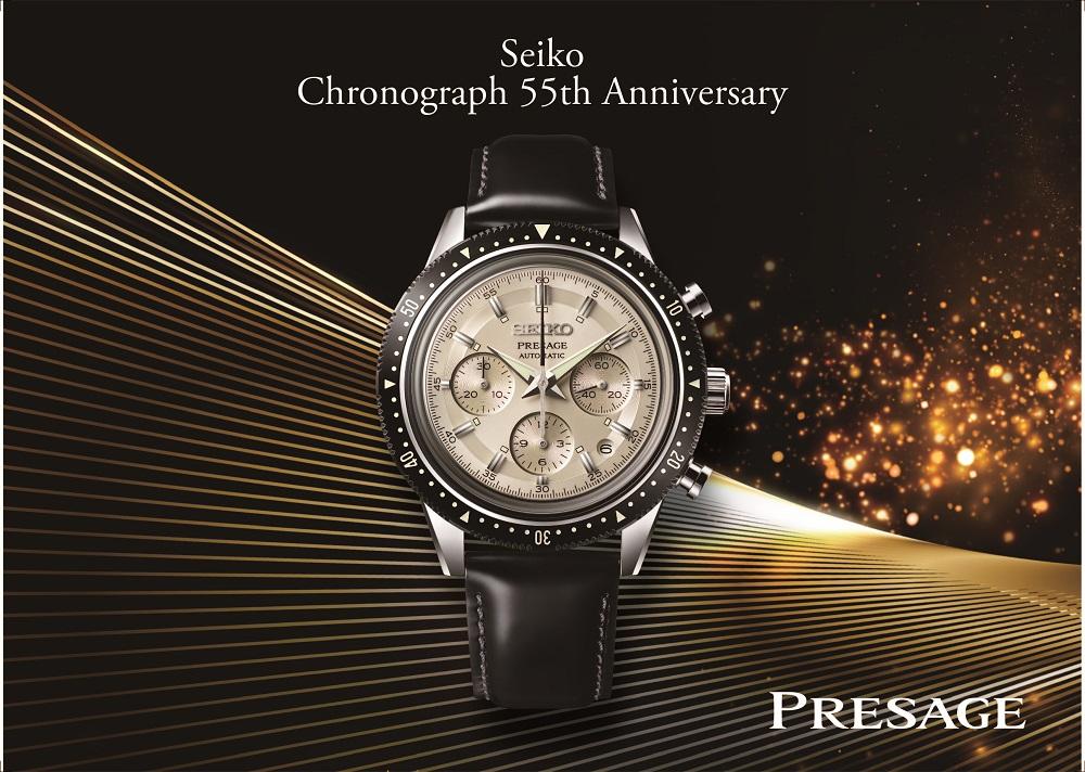 Twee gelimiteerde hommages aan Seiko chronografen