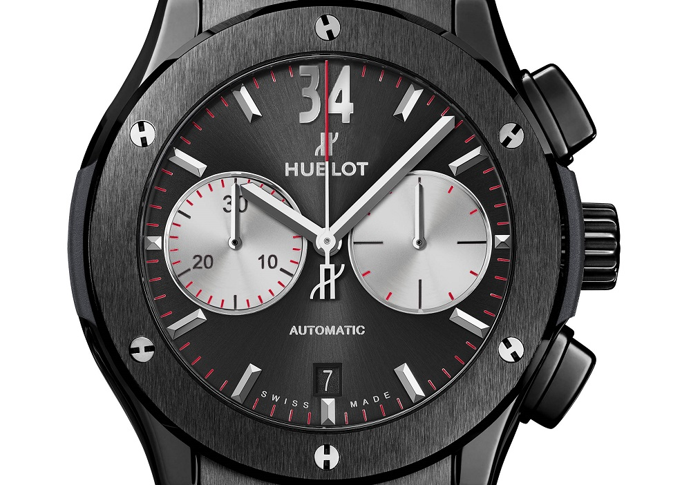 Hublot Classic Fusion Chronograph Ajax Amsterdam Special Edition