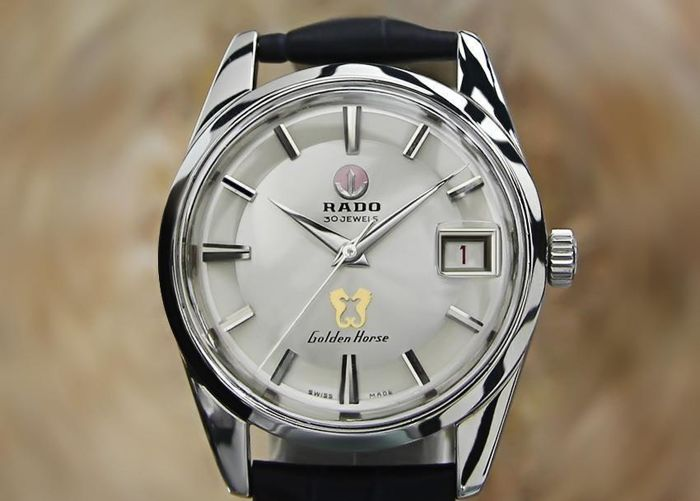Rado Golden Horse 1957 en Automatic