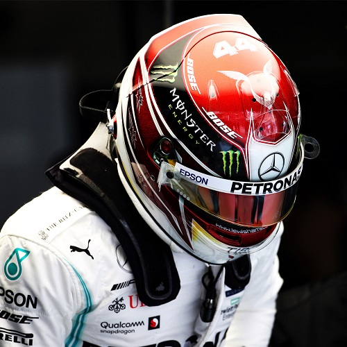 Een nieuwe IWC voor de zesvoudig Formule 1-kampioen
