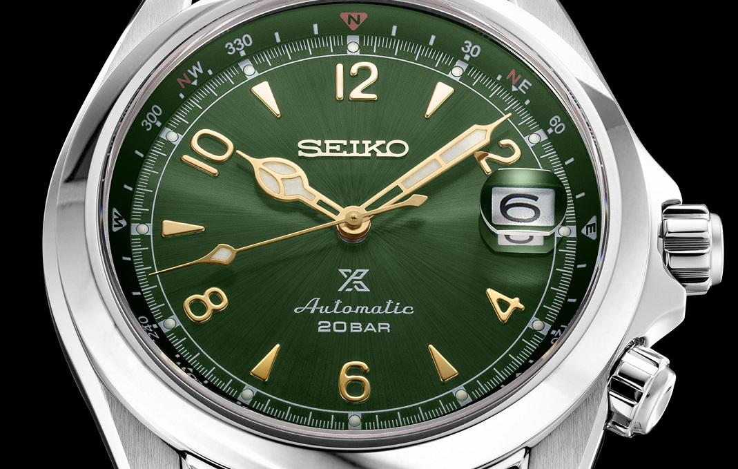 De terugkeer van de Seiko Prospex Alpinist