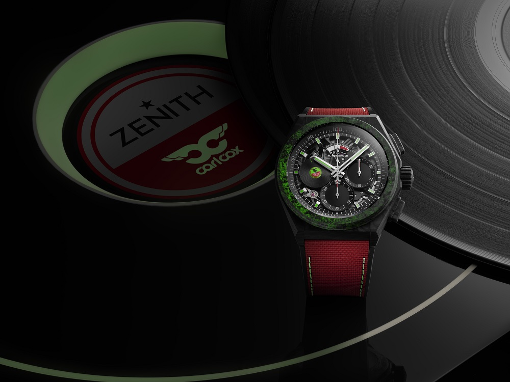 Zenith op de LVMH Watch Week DUBAI 2020