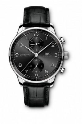 De nieuwe IWC Portugieser Chronograph