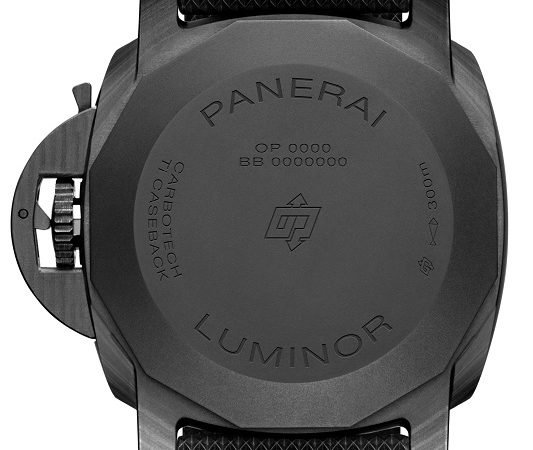 Panerai Luminor Carbotech PAM01661