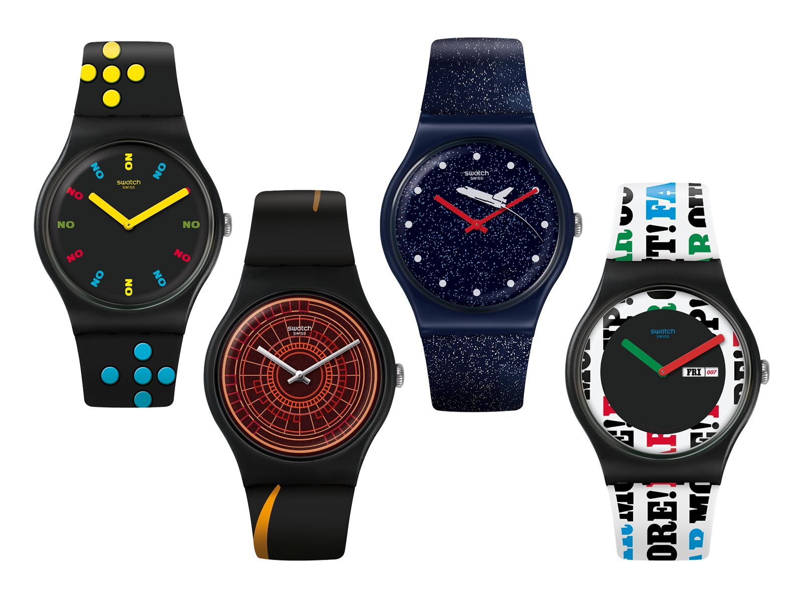 Swatch X 007 Collection