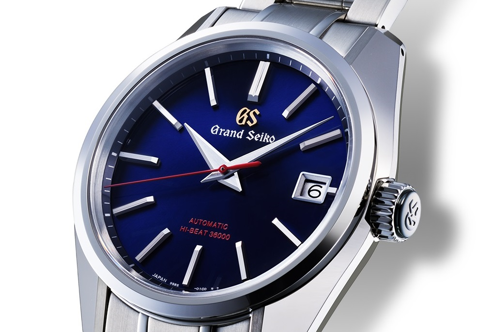 Zes decennia Grand Seiko in vier horloges