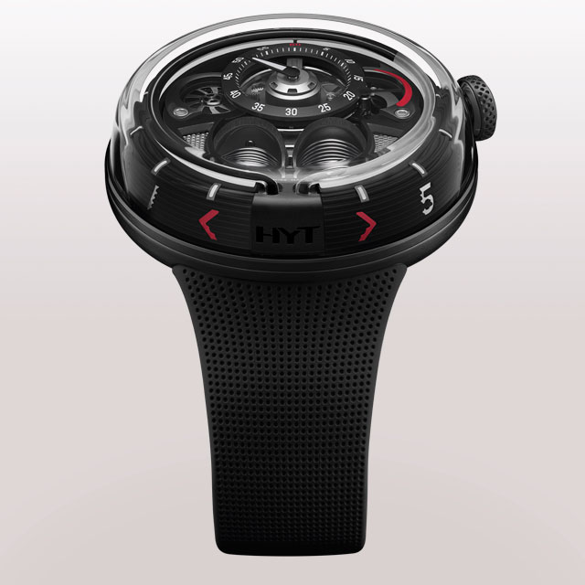 HYT H1.0 x MR PORTER limited edition