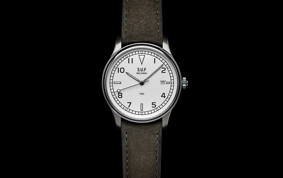 S.U.F. 180 Field Watch van Stepan Sarpaneva