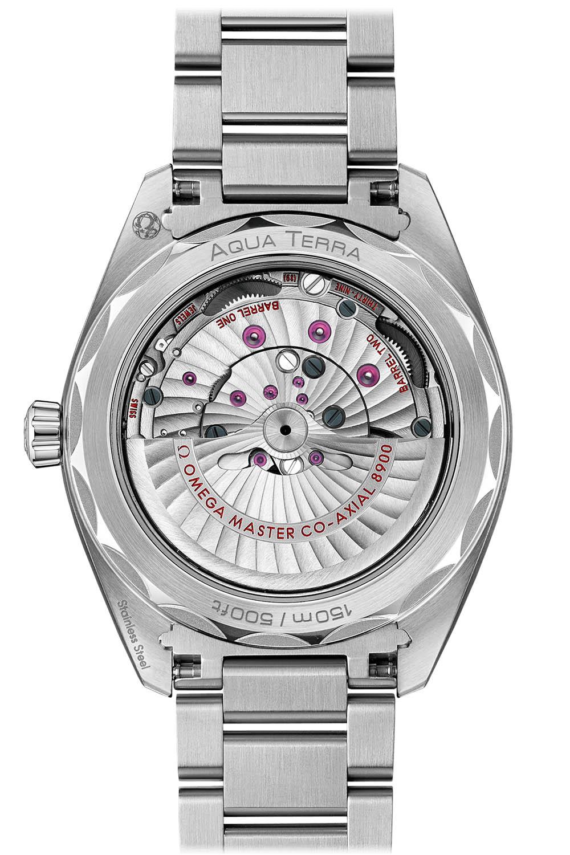 Omega Seamaster Aqua Terra 150m Master Chronometer