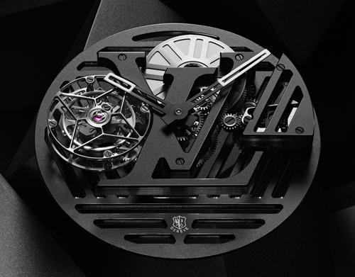 Een gecompliceerde Louis Vuitton van Carbostratum