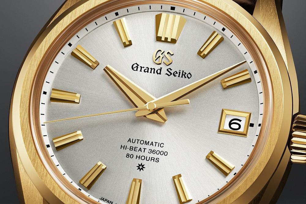 Grand Seiko 60th Anniversary SLGH002