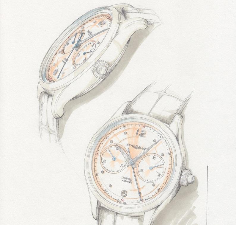 Drie nieuwe Montblanc Heritage modellen