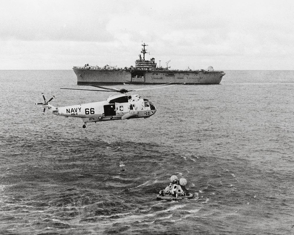 Omega en de ongelukkige Apollo 13 missie