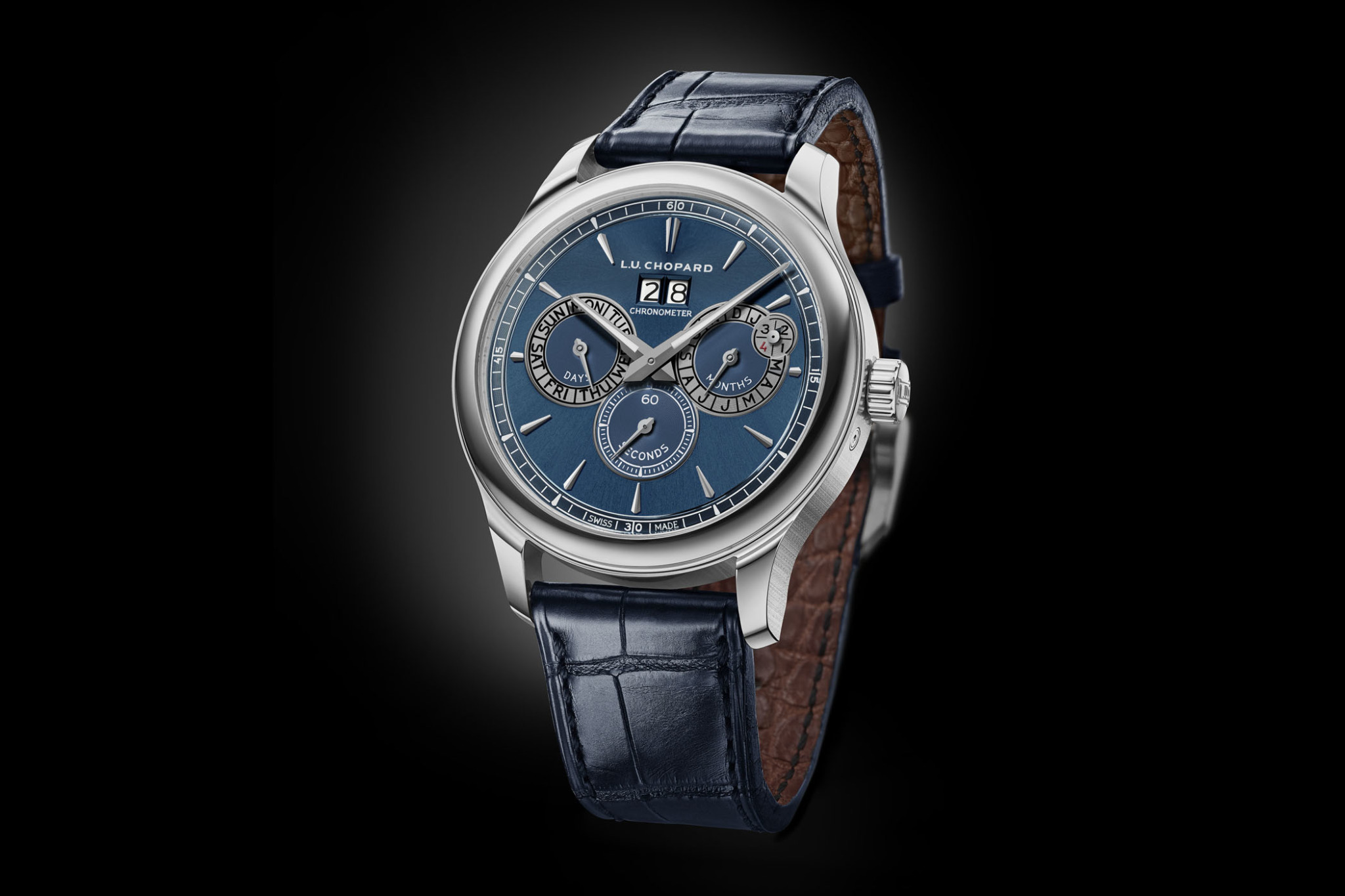 De Chopard L.U.C Perpetual Twin is vernieuwd
