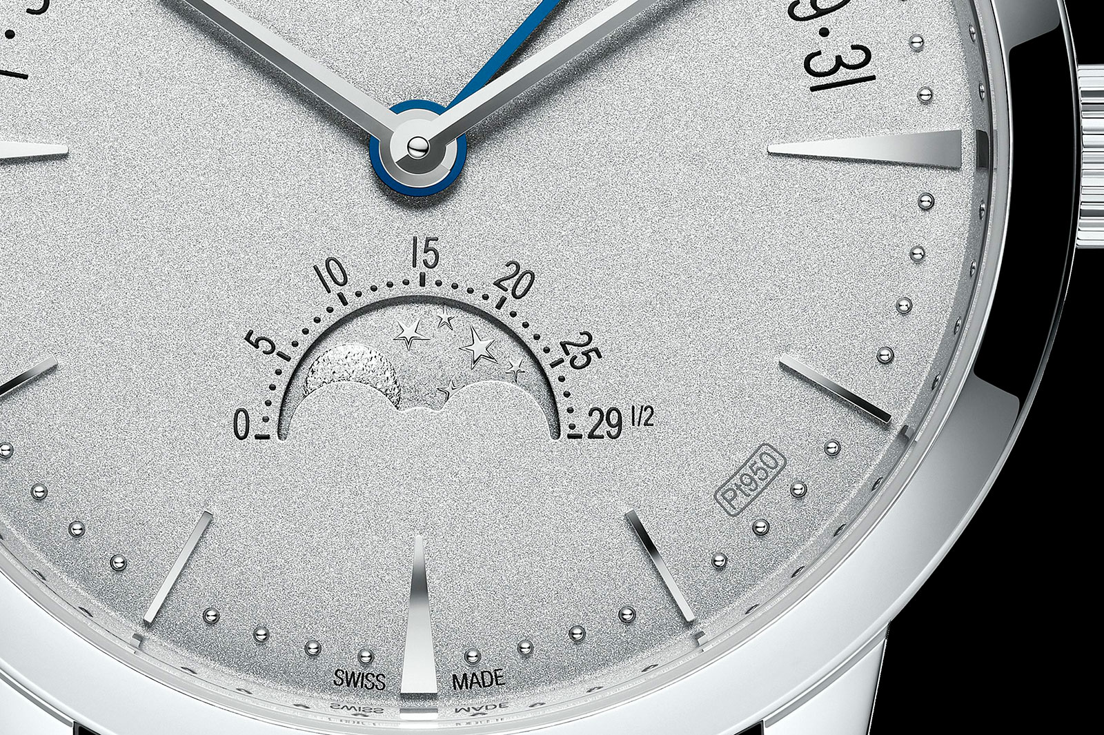 Vacheron Constantin Patrimony Moonphase Retrograde