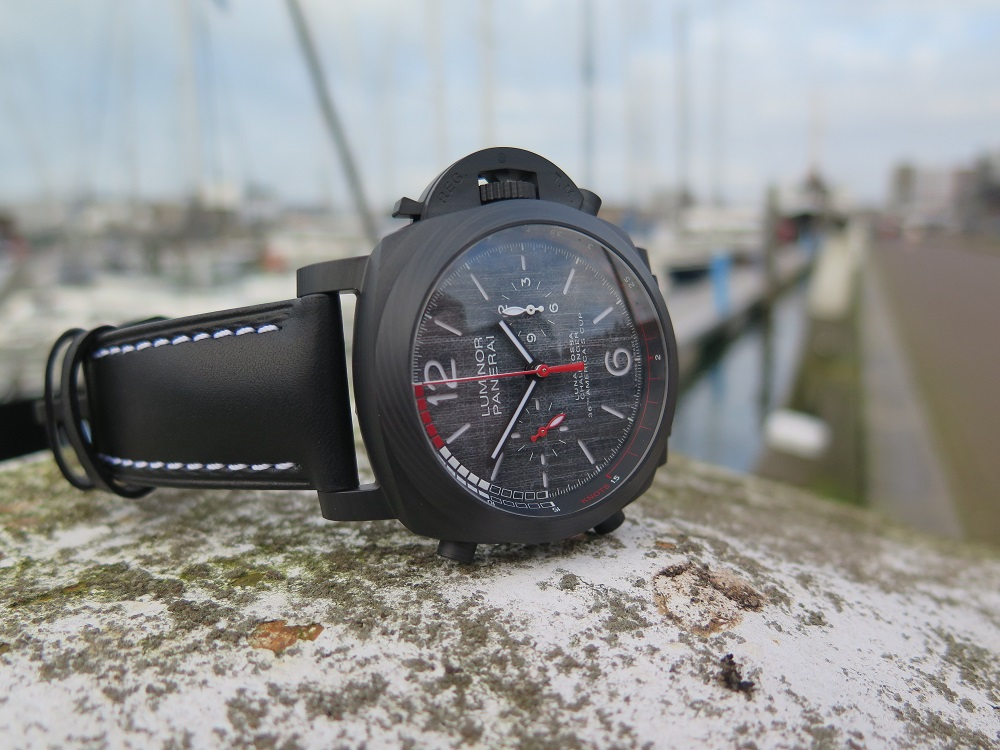 Panarai Luminor Luna Rossa Regatta 47 mm