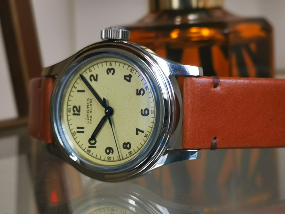 The Longines Heritage Military Marine Nationale