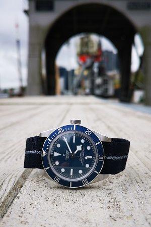 Tudor Heritage Black Bay Fifty-Eight Navy Blue