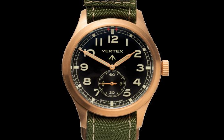 De gelimiteerde Vertex Bronze 75