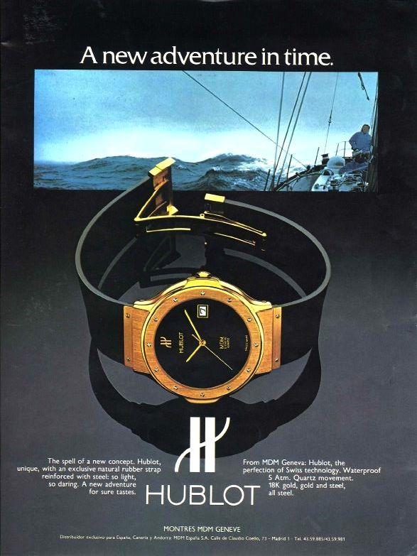 Hublot Classic Fusion 40 years anniversary