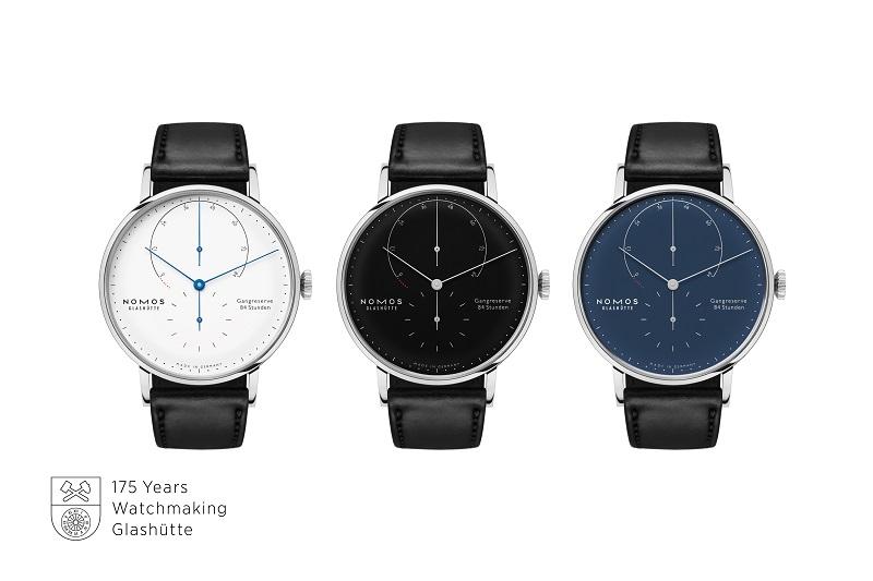 Nomos Glashütte viert 175 jaar horlogegeschiedenis