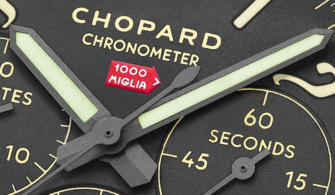 De Chopard Mille Miglia Race Edition 2020