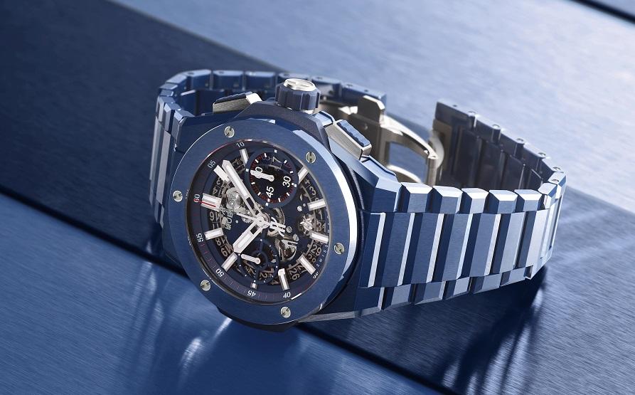 Hublot Big Bang Integral Ceramic en Zenith Chronomaster Sport