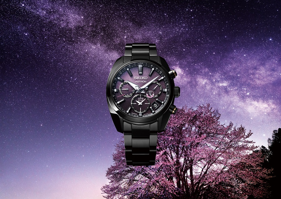 Astron GPS Solar Dual-Time 5X53 SSH083